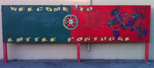 San Jose's Little Portugal has seen better days.