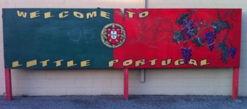 San Jose's Little Portugal has seen better days.