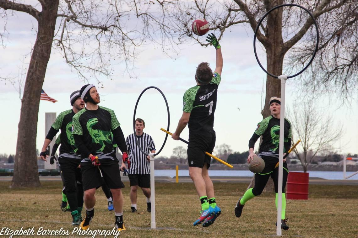 Drew jump