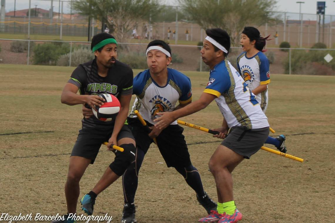 faces of San Jose quidditch