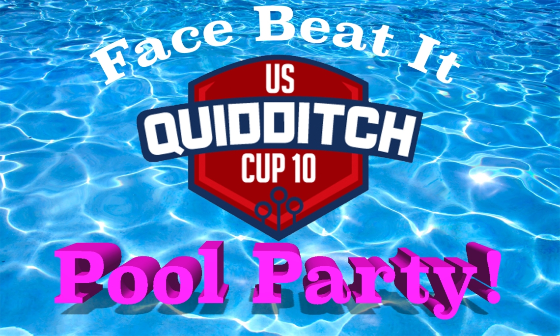 FBI Pool Party US Quidditch Cup 10