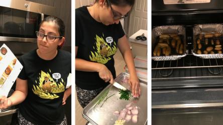 Home Chef #1 Process 1