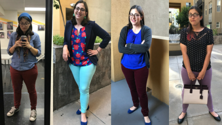 2017 YiR_ Colorful pants