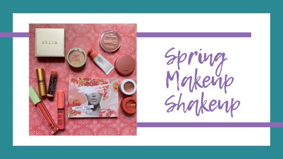 Spring Makeup Shakeup